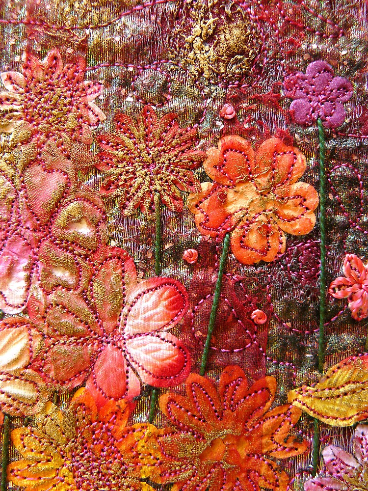 How Does Your Garden Grow? III by Christine Jones