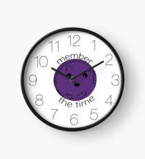 Member Berries/ Memberberries/ Memberberry Clock