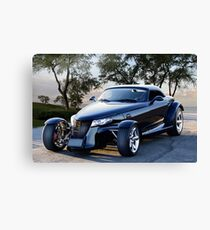 2000 Plymouth Prowler 'Panther' 3 Canvas Print