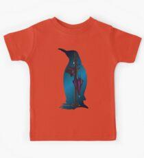 The Penguins Personals (Blue) Kids Clothes