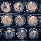 Bruichladdich Warehouse Casks by wsglobal