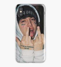 LIL XAN iPhone Case/Skin