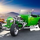 1932 Bantam Roadster 'Green Machine' II by DaveKoontz