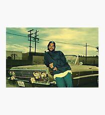 Boyz n da Hood Cube Photographic Print