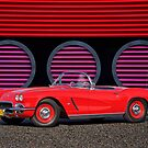 1962 Chevrolet Corvette 'Factory Fresh' II by DaveKoontz