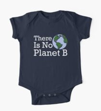 There Is No Planet B Kids Clothes