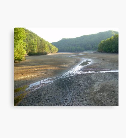 Hungry Mother Lake Canvas Print