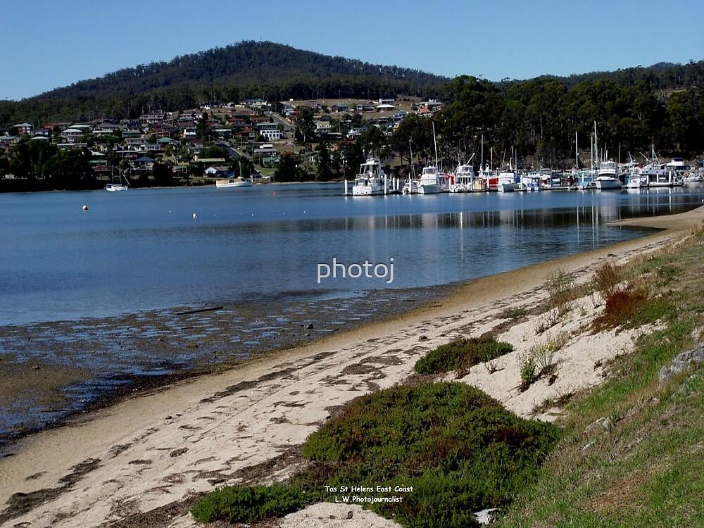 photoj Tas East Coast by photoj