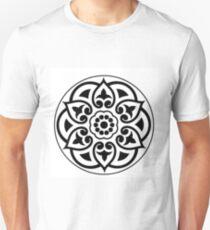 Life in OM Mandala  T-Shirt