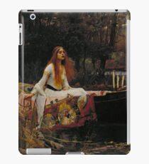 The Lady of Shalott iPad Case/Skin