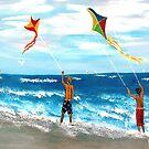 """Mom said...""""Go Fly A Kite!!!!!!!"""" by WhiteDove Studio kj gordon"""