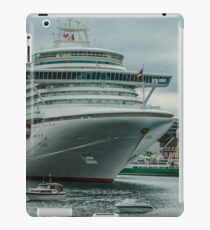 Ocean Liner Azura iPad Case/Skin