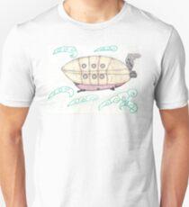 SteamPunkBlimp1 T-Shirt