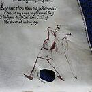 Jabberwocky Slayer - (Detail) by louisegreen