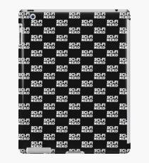 Sci Fi Nerd Print iPad Case/Skin