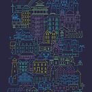 Home Sweet Home II by thepapercrane