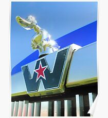 Western Star Poster