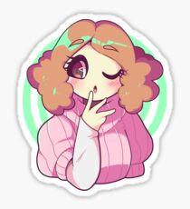 Persona 5: Haru Okumura Sticker