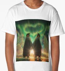 Penguin Aurora  Long T-Shirt