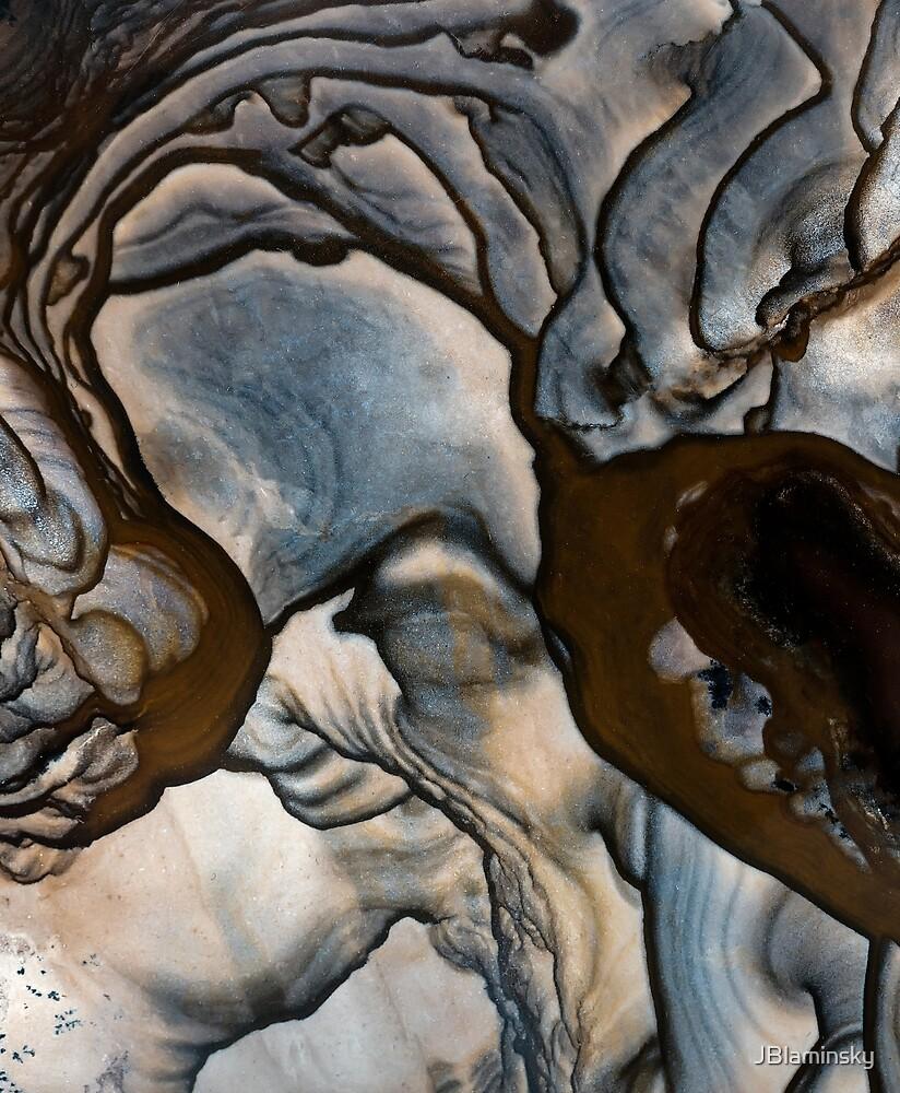Earth treasures - The patterns of jaspis by JBlaminsky