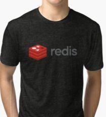 redis database Tri-blend T-Shirt