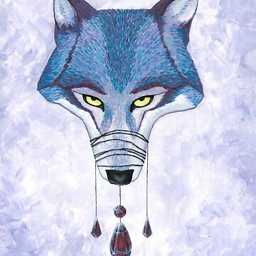 TANGLED WOLF by juliawaters