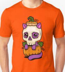Pumpkitten Unisex T-Shirt