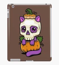Pumpkitten iPad Case/Skin