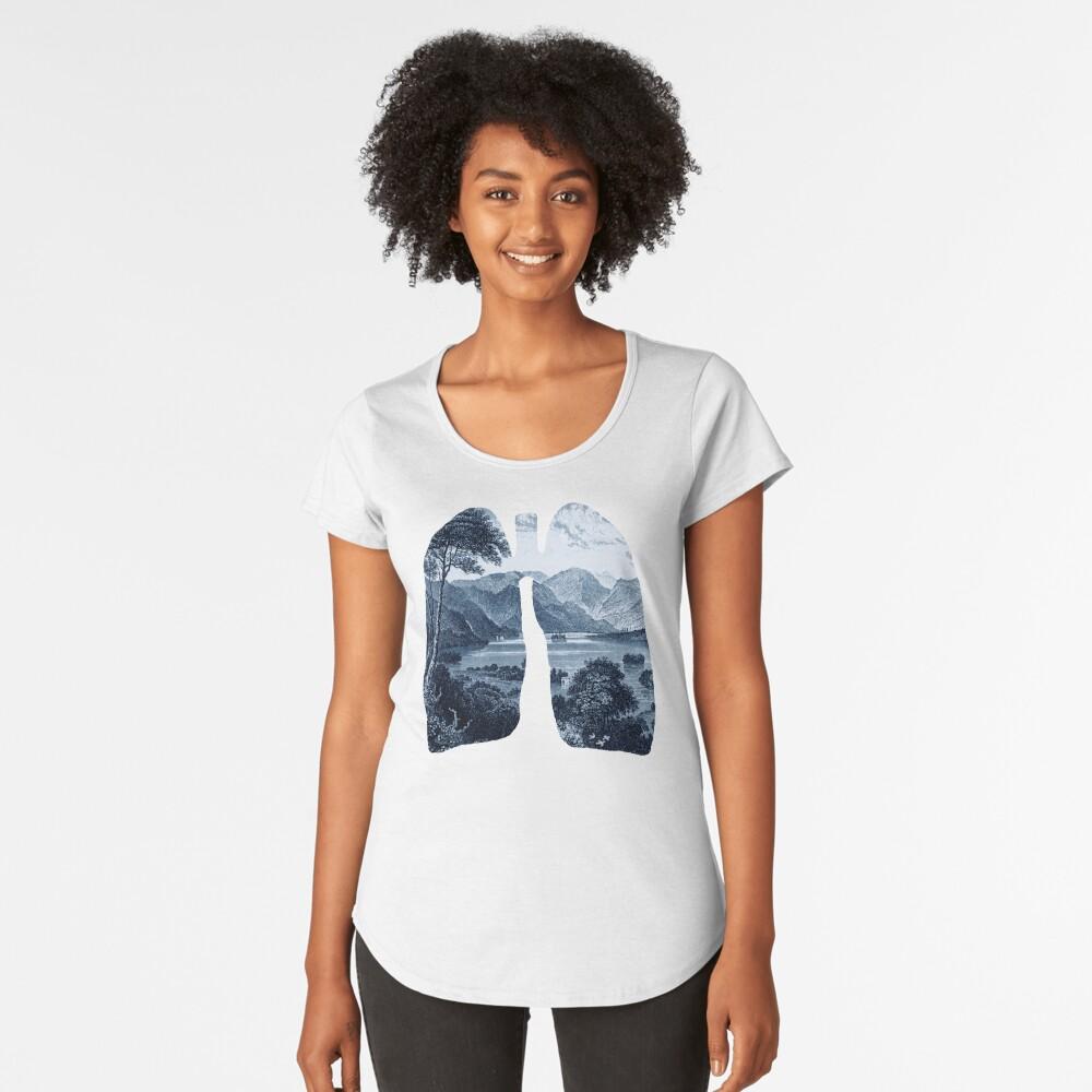 Frisch Premium Rundhals-Shirt