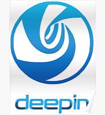 deepin linux Poster
