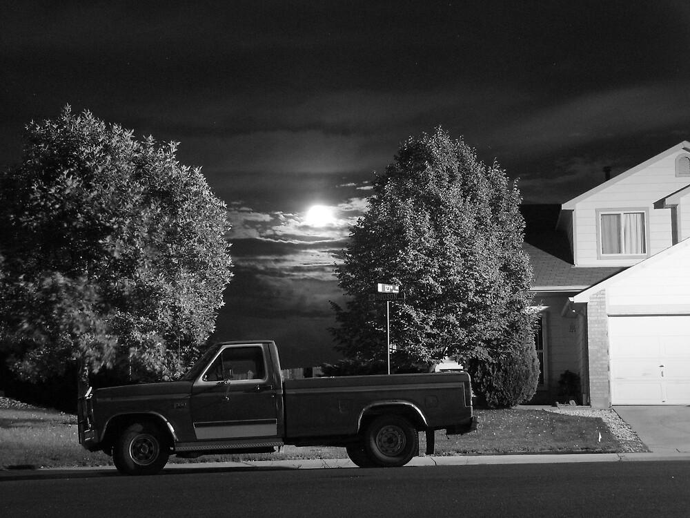 Wolfman Comes by Eduardo Ayala