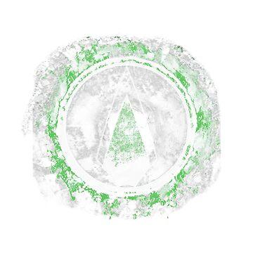 >>-Green-Arrow-Shirt-->  (Glitched) by ethanmcrae
