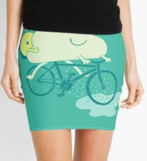 Weather Cycles Mini Skirt