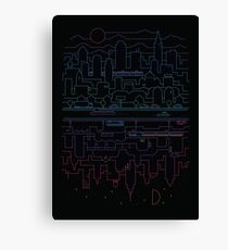 City 24 Canvas Print