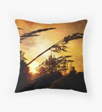 Bow Down Throw Pillow