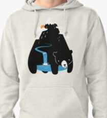The Mountain Bear Pullover Hoodie