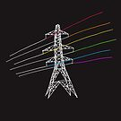 The Dark Side of Electricity by thepapercrane