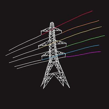 Die dunkle Seite der Elektrizität von thepapercrane