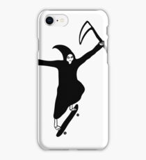 Grim Shredder iPhone Case/Skin