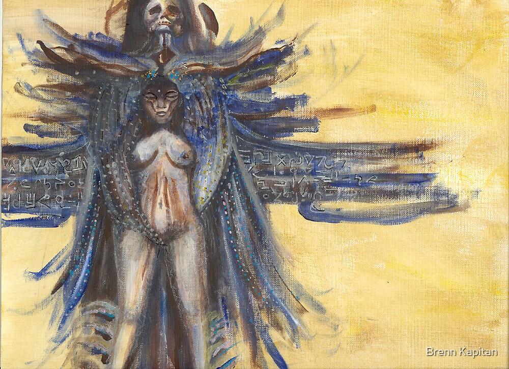 Tribal Spell  by Brenn Kapitan