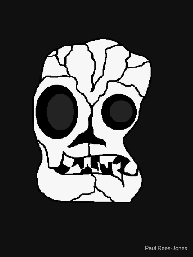 Wonky Skull. by welshprj