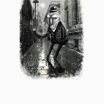 The Rain by Teevo