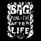 Bag for the after life - CREEPIES by Creepy Creations