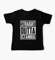 Straight Outta Istanbul Baby Tee