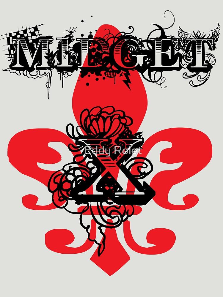 Midget X by wofter