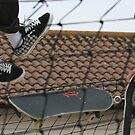 Skateboarding by hcd202