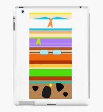 Scooby Dooby Doo iPad Case/Skin