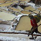Hard work - Peru by Christophe Dur