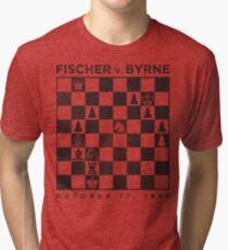 FISCHER v. BYRNE Tri-blend T-Shirt
