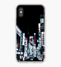 Kabukicho's Signs iPhone Case